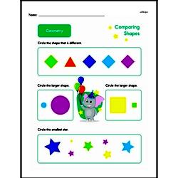 Geometry Worksheets - Free Printable Math PDFs Worksheet #179