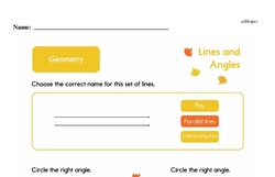 Geometry Worksheets - Free Printable Math PDFs Worksheet #233