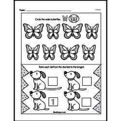 Free Measurement PDF Math Worksheets Worksheet #3