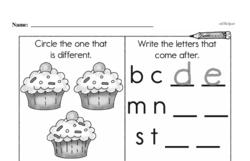 Free Measurement PDF Math Worksheets Worksheet #19