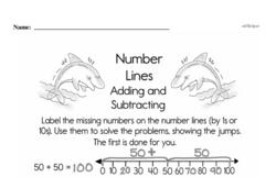 Free Second Grade Measurement PDF Worksheets Worksheet #3