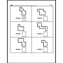Free Measurement PDF Math Worksheets Worksheet #90