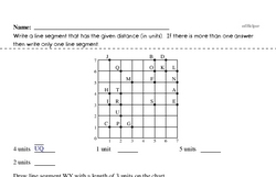 Free Measurement PDF Math Worksheets Worksheet #53
