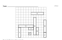 Free Measurement PDF Math Worksheets Worksheet #124