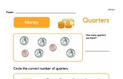 Money Worksheets - Free Printable Math PDFs Worksheet #111
