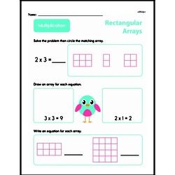 Multiplication Worksheets - Free Printable Math PDFs Worksheet #38