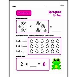 Multiplication Worksheets - Free Printable Math PDFs Worksheet #53