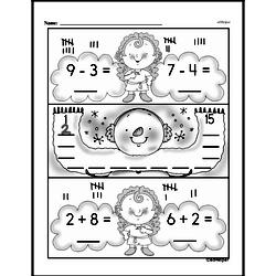 Free Second Grade Number Sense PDF Worksheets Worksheet #126