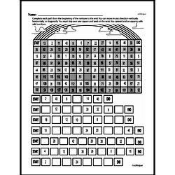 Free Second Grade Number Sense PDF Worksheets Worksheet #81