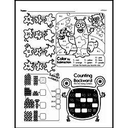 Second Grade Number Sense Worksheets Worksheet #58