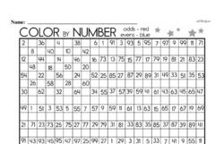 Second Grade Number Sense Worksheets Worksheet #13