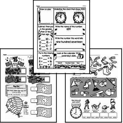 Time Mixed Math PDF Book