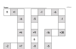 Free Second Grade Time PDF Worksheets Worksheet #15
