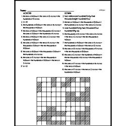Free Third Grade Addition PDF Worksheets Worksheet #9