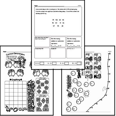 Data Workbook (all teacher worksheets - large PDF)