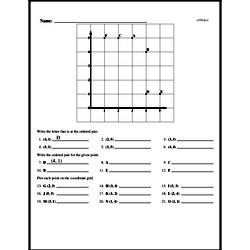 Third Grade Data Worksheets Worksheet #32
