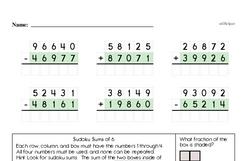 Free 3.OA.B.5 Common Core PDF Math Worksheets Worksheet #2