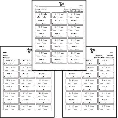 Estimate Division Fun Challenge