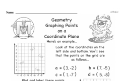 Geometry Worksheets - Free Printable Math PDFs Worksheet #325