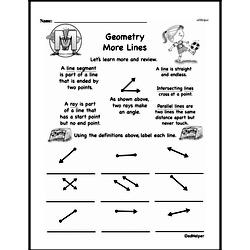 Geometry Worksheets - Free Printable Math PDFs Worksheet #36