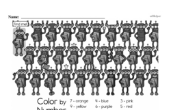 Free Third Grade Math Challenges PDF Worksheets Worksheet #150