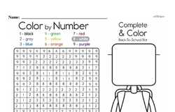 Free Third Grade Math Challenges PDF Worksheets Worksheet #117
