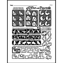 Free Third Grade Math Challenges PDF Worksheets Worksheet #74