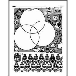 Free Third Grade Math Challenges PDF Worksheets Worksheet #148