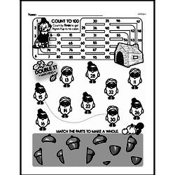 Third Grade Math Challenges Worksheets - Puzzles and Brain Teasers Worksheet #60