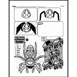 Third Grade Math Challenges Worksheets - Puzzles and Brain Teasers Worksheet #122
