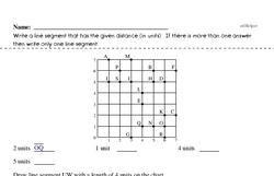 Free Third Grade Measurement PDF Worksheets Worksheet #2