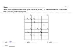 Third Grade Measurement Worksheets - Measurement and Equivalence Worksheet #1