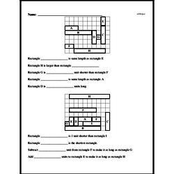 Free Measurement PDF Math Worksheets Worksheet #6