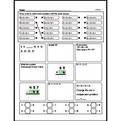 Adding Three Numbers - Mental Math Challenge