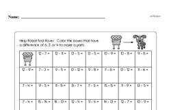 Free Third Grade Multiplication PDF Worksheets Worksheet #4