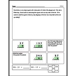 Multiplication Worksheets - Free Printable Math PDFs Worksheet #9
