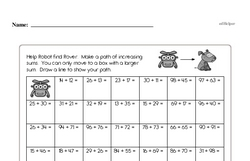Multiplication Worksheets - Free Printable Math PDFs Worksheet #39