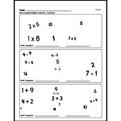 Multiplication Worksheets - Free Printable Math PDFs Worksheet #75