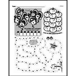 Third Grade Patterns Worksheets - Number Patterns Worksheet #15