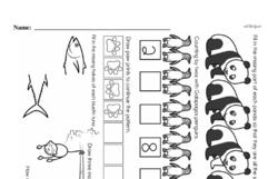 Third Grade Patterns Worksheets Worksheet #37