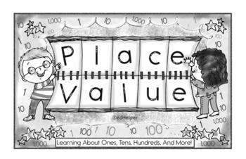3rd Grade Place Value Challenge Workbook