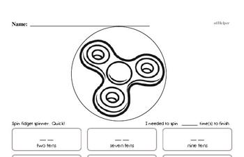 Place Value Mixed Math PDF Workbook