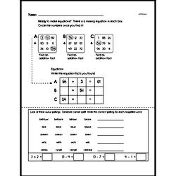 Free Third Grade Subtraction PDF Worksheets Worksheet #62