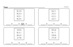 Third Grade Time Worksheets - Elapsed Time Worksheet #2