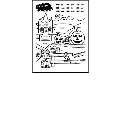 Halloween Addition Page