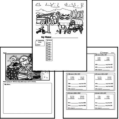 Winter Activity Book for Start of December