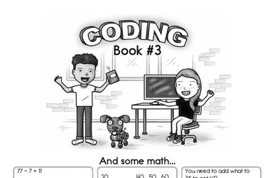 Coding for Kids Workbook #3