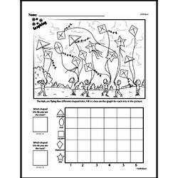 Fourth Grade Data Worksheets - Collecting and Organizing Data Worksheet #9