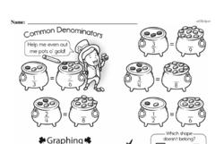 Fourth Grade Data Worksheets - Graphing Worksheet #9