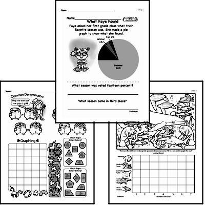 Free Fourth Grade Data PDF Worksheets | edHelper com